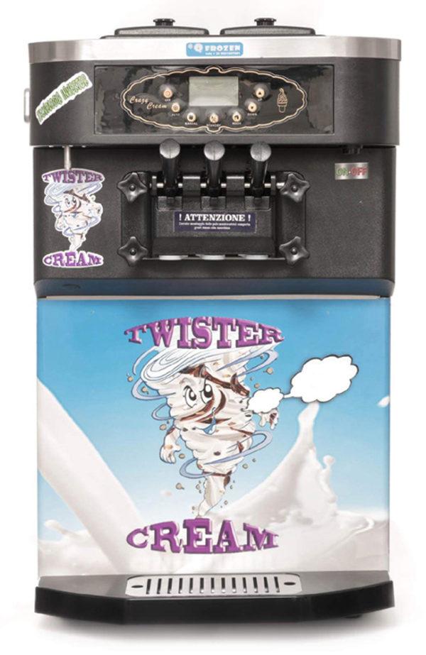 macchina gelato espresso puffo