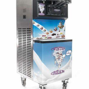 macchina gelato yogurt espresso